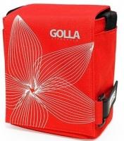 Golla Sky Camera Bag - Red Photo