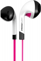ifrogz Audio InTone In-Ear Headphones with Mic - Pink Photo