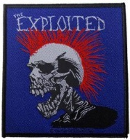 The Exploited - Mohican Photo