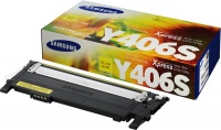 HP Samsung CLT-Y406S Yellow Toner Cartridge Photo