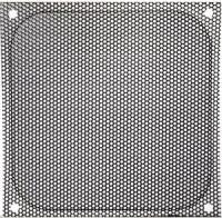 Lian Li Lian-Li PT-AF12-1B 120mm Steel Air Filter - Black Photo