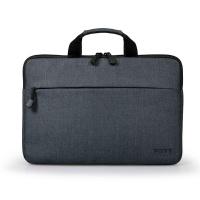 """Port Designs - Belize Top Loading Bag 15.6"""" - Grey/Black Photo"""