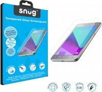 Snug Tempered Glass Screen Protector for Samsung Galaxy Grand Prime Plus - Clear Photo