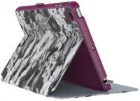 Speck StyleFolio Case for Apple iPad Mini 4 - Black and White Floral Photo