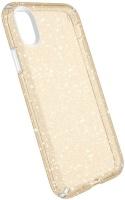 Speck Presidio Glitter Case for Apple iPhone X - Clear Glitter Photo