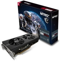 Sapphire Nitro AMD Radeon RX570 4GD5 OC Edition Gaming Graphics Card Photo