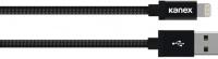 Kanex 1.2m Durabraid Lightning to USB Type-A Sync Cable - Matte Black Photo