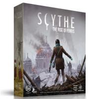 Stonemaier Games Maldito Games Scythe - The Rise of Fenris Expansion Photo
