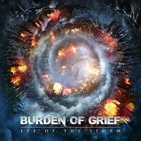 Massacre Germany Burden of Grief - Eye of the Storm Photo