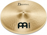 "Meinl B16MH Byzance Traditional Series 16"" Medium Hi-Hat Cymbal Photo"