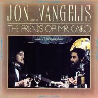 Jon and Vangelis - Friends of Mr Cairo Photo