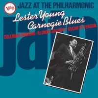 Lester Young - Carnegie Blues Photo