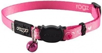 Rogz - Catz KiddyCat 11mm Small Safeloc Breakaway Cat Collar Photo