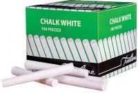 Treeline - Dust-Free White Chalk - 100 Per Box Photo