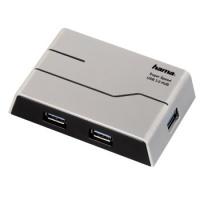 Hama USB 3.0 Hub 4 Port With Power Supply Photo