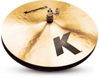 "Zildjian K0909 K Series 14"" Mastersound Hi-Hat Cymbals Photo"