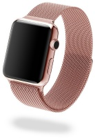 Jivo Technology Jivo - Milanses Strap for the Apple Watch Series 1/2/3 - 42mm - Rose Gold Photo