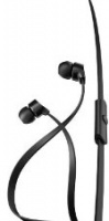 JAYS A- One In-Ear Mobile Headphones with Remote - Black Photo