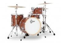 Gretsch  Catalina Club Series 4 pieces Jazz Shell Pack Acoustic Drum Kit - Satin Walnut Glaze Photo