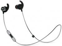 JBL Reflect Mini 2 Sweatproof Wireless Bluetooth Sport In-Ear Headphones - Black Photo