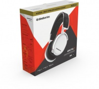 Steelseries Arctis 7 Wireless 7.1 Gaming Headset - 2019 Edition - White Photo