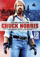 15 Film Action Pack Featuring Chuck N Photo