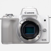 Canon EOS M50 White Mirrorless MILC Body Photo