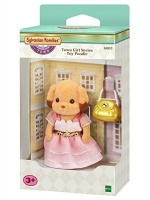 Epoch Sylvanian Families - Town Girl Series - Toy Poodle Photo