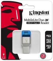 Kingston Technology - MobileLite Duo 3C microSD card reader Photo