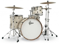 Gretsch RN2-R644 Renown Series 4 pieces Maple Acoustic Drum Shell Pack - Vintage Pearl Photo