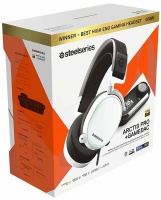 Steelseries - Arctis Pro GameDAC Gaming Headset - White Photo