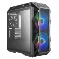 Cooler Master MasterCase H500M ATX Mid-Tower - Iron Grey PC case Photo