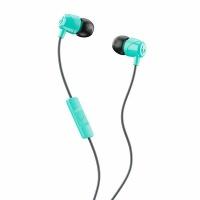 Skullcandy Jib In-Ear Headphones W/Mic - Miami/Grey Photo
