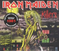 Wea Japan Iron Maiden - Killers Photo