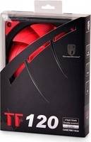DeepCool TF120 Gamerstorm Case Fan Red LED Photo