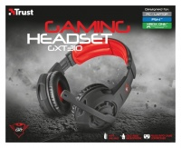 Trust - GXT 310 Gaming Headset Photo