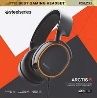 Steelseries Gaming Headset - Arctis 5 - 2019 Edition - Black Photo