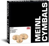 Meinl CC141620 Classics Custom Series Complete Cymbal Set Photo