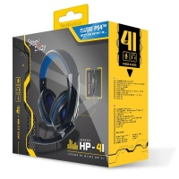Steelplay - Wired Headset - HP41 - Black Photo