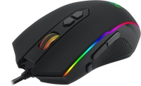 T Dagger T-Dagger Sergeant 4800 DPI Gaming Mouse with RGB backlighting - Black Photo