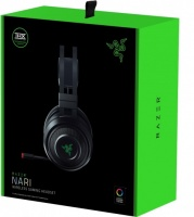 Razer - Nari Essencial THX Spatial Audio Wireless Gaming Headset Photo