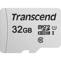 Transcend 300s 32GB MicroSD Uhs-1 U1 Class10 - Read 95mb/S - Write 45mb/S With Adaptor Photo