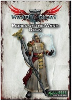 Ulisses North America Warhammer 40 000: Wrath & Glory - Perils of the Warp Deck Photo