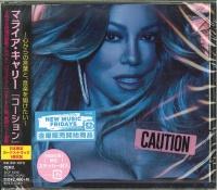 Sony Japan Mariah Carey - Caution Photo