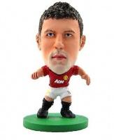 Soccerstarz - Manchester United Michael Carrick - Home Kit Figures Photo
