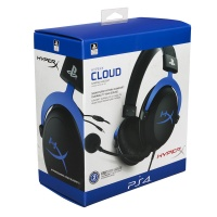HyperX - Cloud Gaming Headset for Sony Playstation 4 Photo