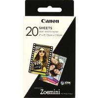 Canon Zink Paper Zp-2030 20 Sheets Photo