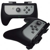 Sparkfox Switch Play N Charge Grip - Black Photo