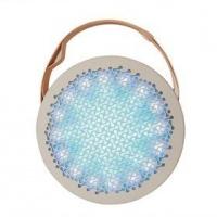 Microlab - D18 Portable Bluetooth LED Speaker Photo