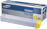 HP - Samsung CLX-Y8385A Cyan Toner Cartridge Photo